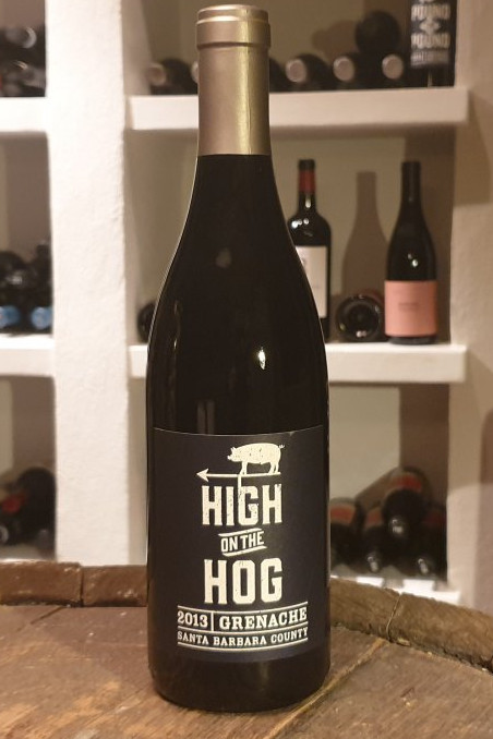 High on the Hog, Grenache 2013, Santa Barbara County, Californien, Rødvin fra McPrice Myers